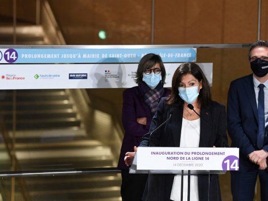 Alcaldía de París multada por emplear a demasiadas mujeres