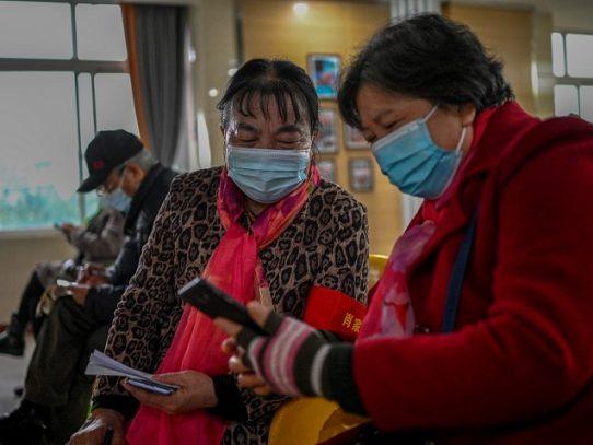 Abuelos 2.0: China forma a sus mayores en temas digitales
