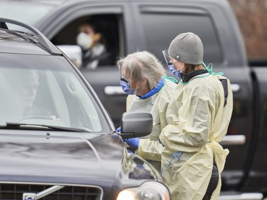 Canadá detecta los dos primeros casos de una variante del coronavirus