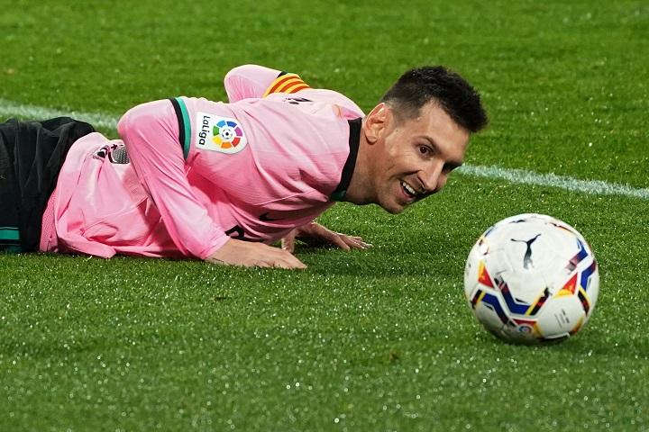 El Barcelona anuncia la ausencia de Messi ante el Eibar