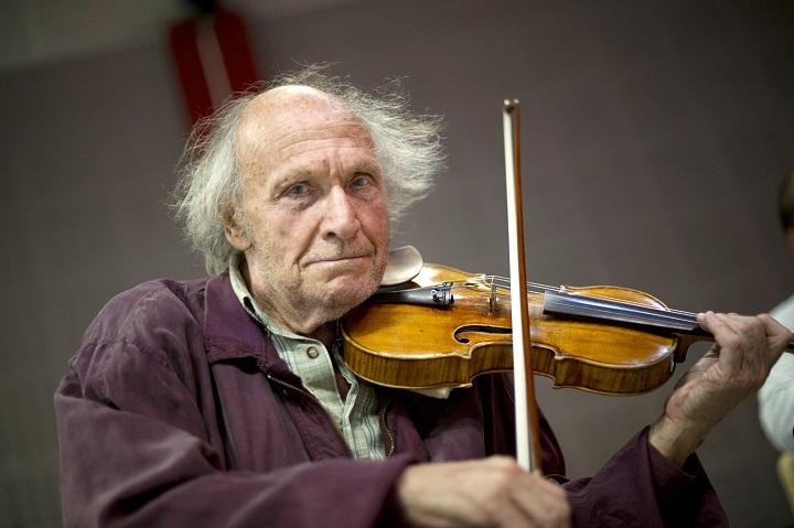 Fallece el virtuoso violinista Ivry Gitlis a los 98 años