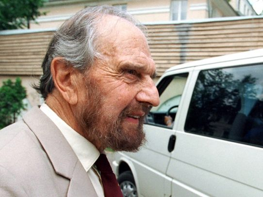 George Blake, el último agente doble británico que espiaba para la KGB