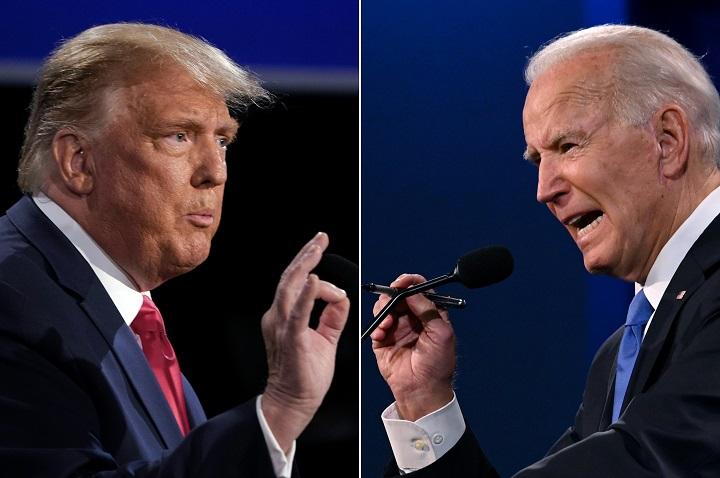 De Trump a Biden, tensiones, divisiones y un cambio de estilo