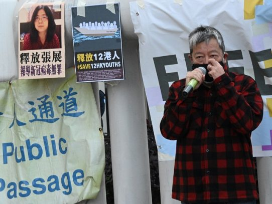 La UE pide a China liberación inmediata de periodista ciudadana Zhang Zhan