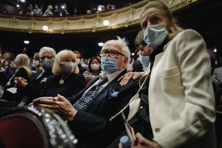 Murió el diseñador de moda francés Pierre Cardin