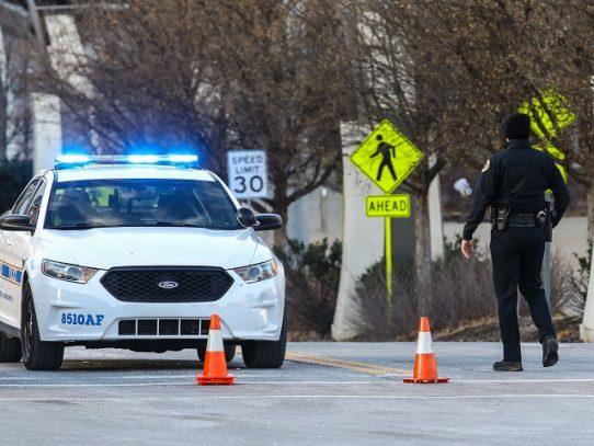 La policía investiga la explosión de una caravana en Nashville en Navidad