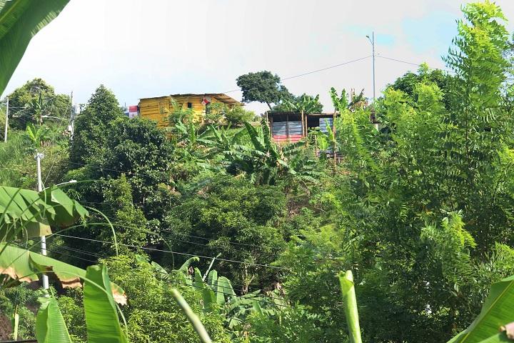 Inspeccionan terrenos donde reubicarán a familias de Guna Nega y Villa María