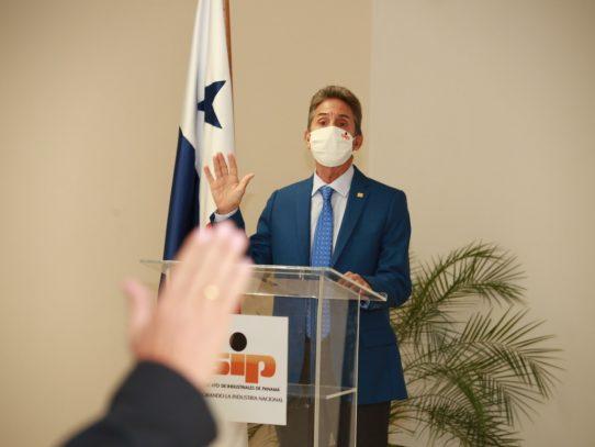 Aldo Mangravita, reelecto presidente del SIP para el periodo 2020-2021