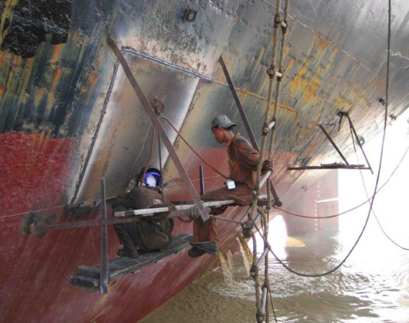 Panamá, con ventajas competitivas para el desarrollo de astilleros