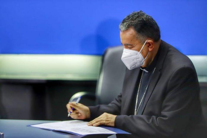 """Minsa y comunidades de fe lanzan campaña """"Juntos podemos vencer el virus"""""""
