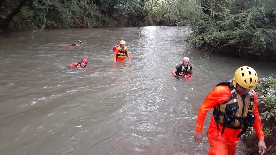 Chiriquí: Sinaproc recupera el cuerpo de una persona en el río David