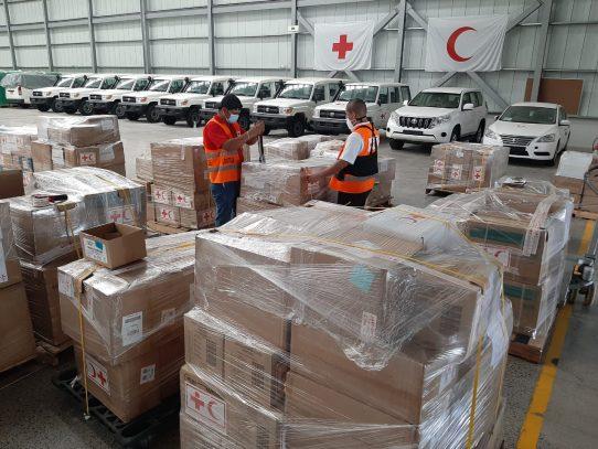 Panamá, punto de encuentro para la logística humanitaria