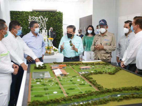 Inauguran modernización de la fábrica de Nestlé en Natá
