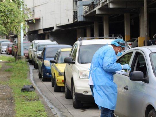 Panamá registra 2,355 casos nuevos de Covid-19 y 22 muertes más