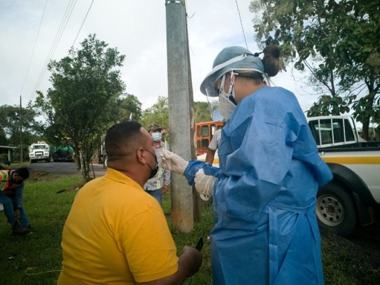 1,811 nuevos casos a 9 meses del primer contagio de COVID-19 en Panamá