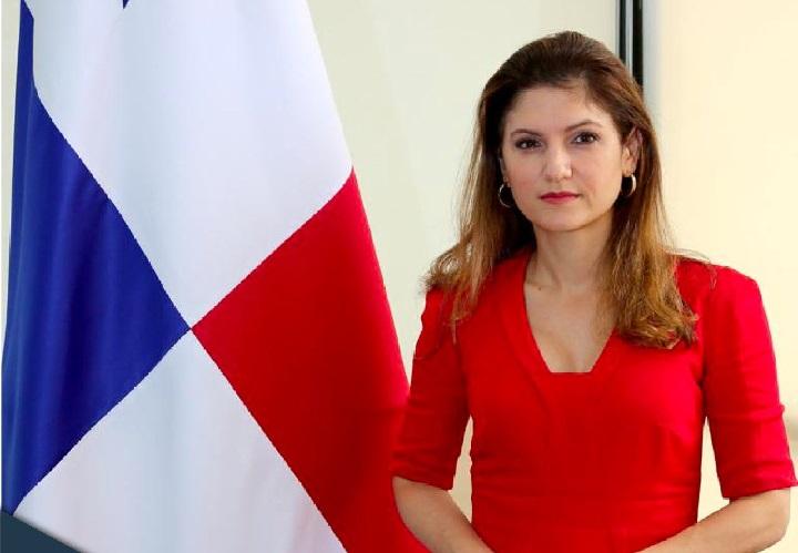 Erika Mouynes es designada nueva Ministra de Relaciones Exteriores