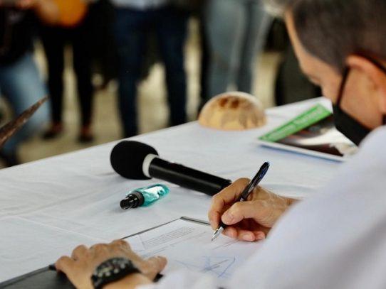 Presidente presentará proyecto de ley que crea el Instituto Nacional de Meteorología e Hidrología