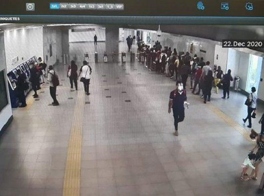 El Metro de Panamá reportó inconvenientes en intervalos de trenes en la línea 2