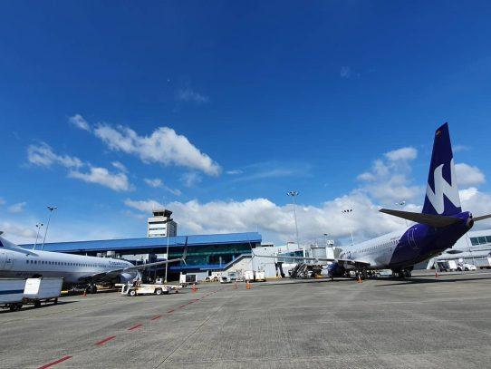 Aeropuerto de Tocumen incrementó a 116 las operaciones diarias