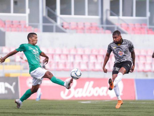 CAI gana 2-1 a Costa del Este en la ida de semifinales del fútbol panameño