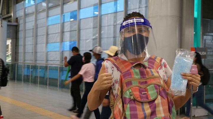 El Metro de Panamá da recomendaciones para el uso del sistema este fin de año