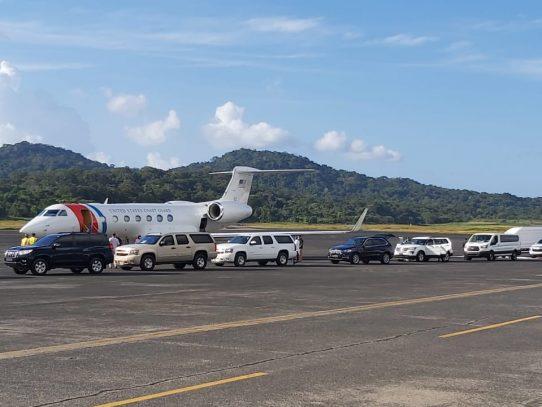 Secretario interino de Seguridad Nacional de EE.UU. arribó este domingo a Panamá