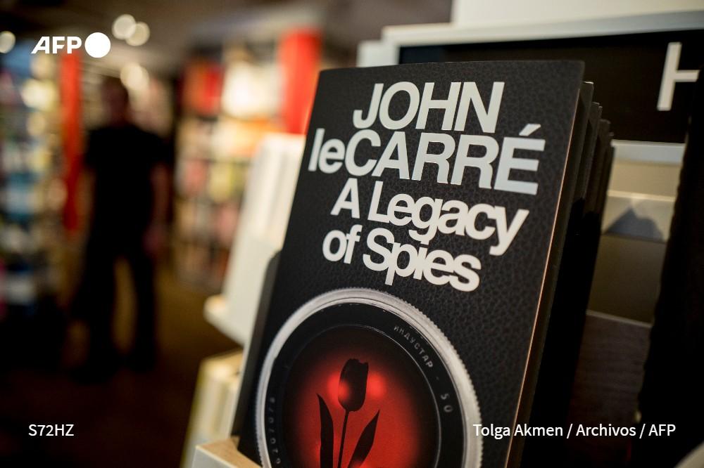 Muere el maestro de la novela de espías John Le Carré