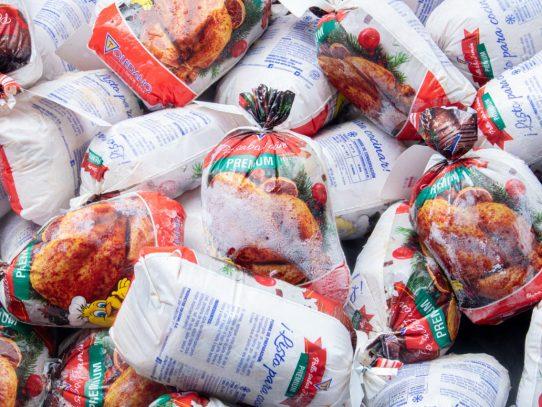 Gobierno distribuye 1.2 millones de productos en diciembre