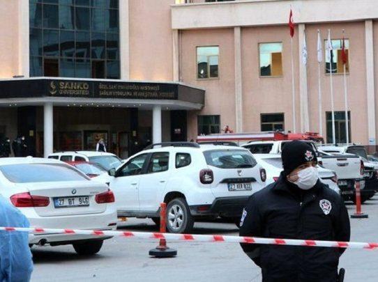 Nueve muertos en un incendio en el ala Covid-19 de un hospital turco