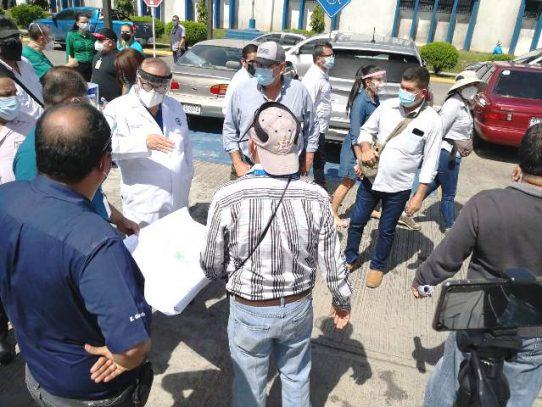 Veraguas: Hospital de campaña donado por EE.UU. se instalará en Santiago
