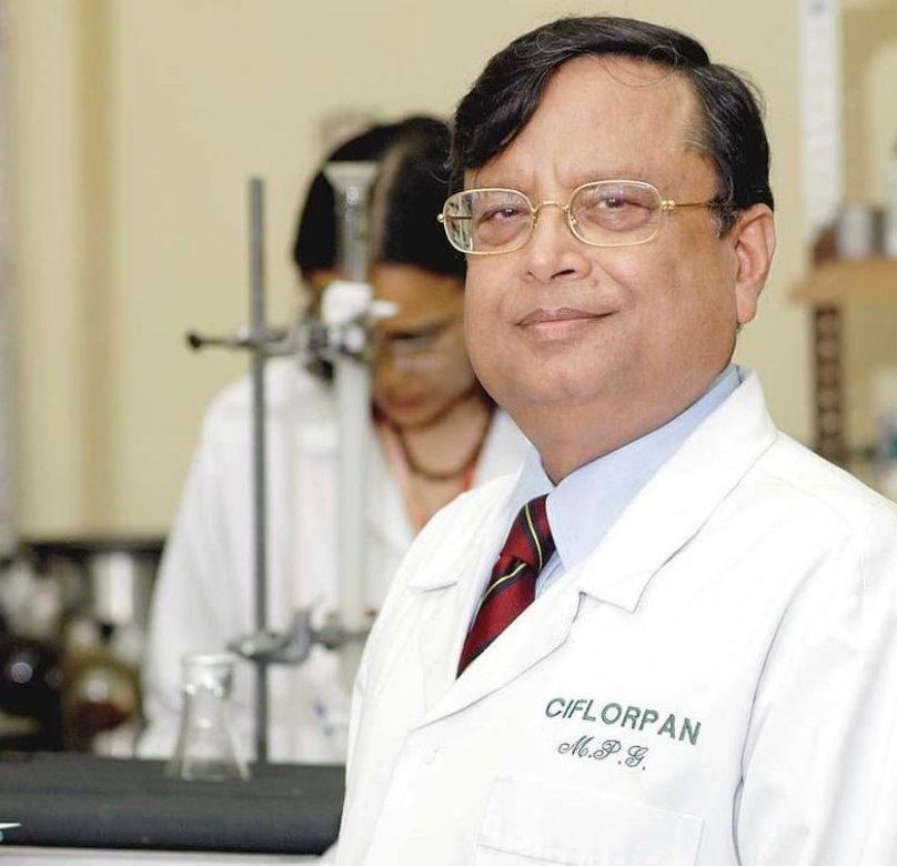 Fallece científico panameño y catedrático de la UP, Mahabir Gupta