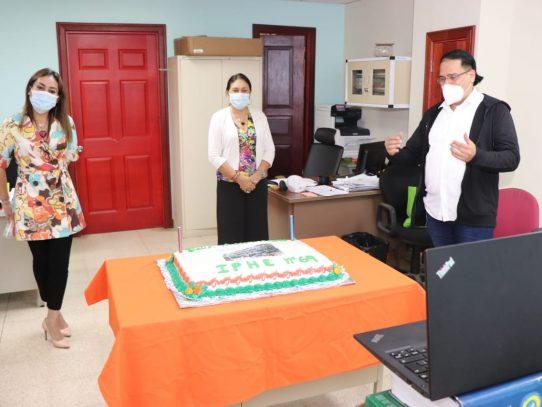 Celebran el aniversario número 69 del IPHE