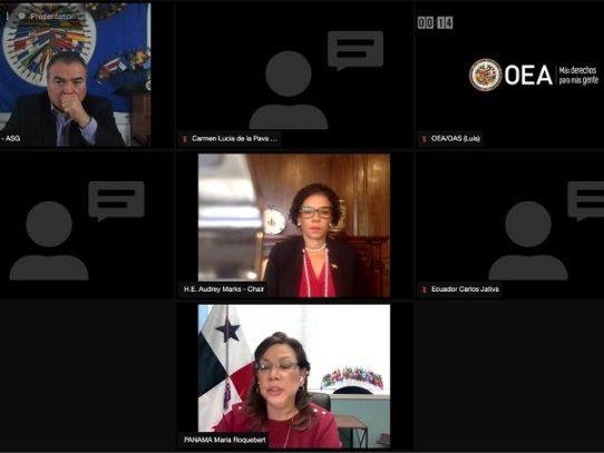Panamá firma mayoritaria resolución OEA sobre elecciones parlamentarias en Venezuela