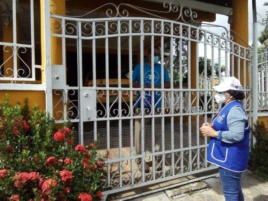 Panamá Oeste intensifica la búsqueda de contactos positivos