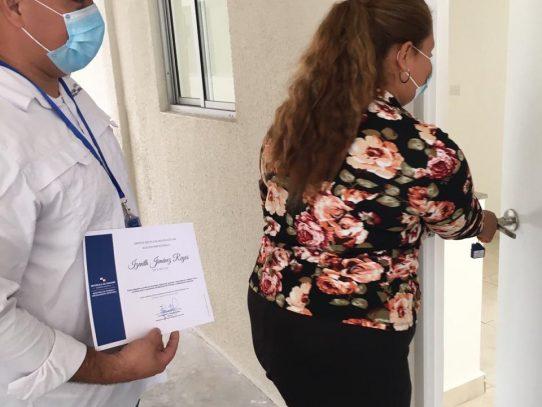 Gobierno entrega 40 apartamentos del proyecto Ciudad Esperanza en Arraiján