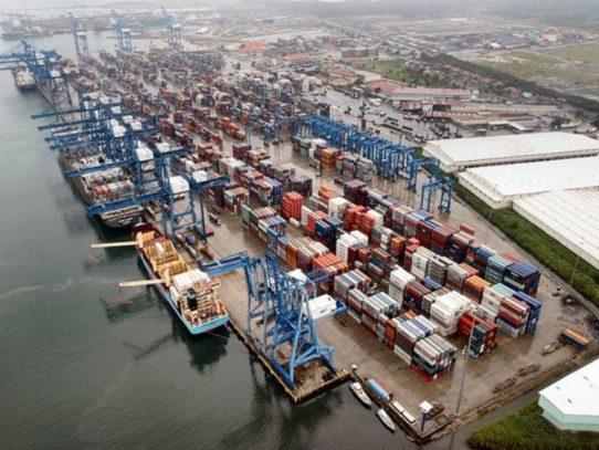 Puertos panameños cierran 2020 con un crecimiento en la actividad