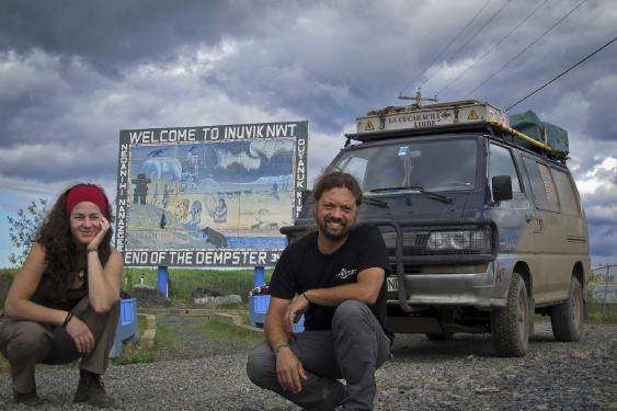 Casas rodantes para una vida nómada