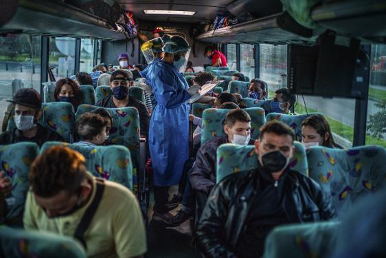 China podría ser el primer país en distribuir la vacuna contra la COVID-19 en Latinoamérica