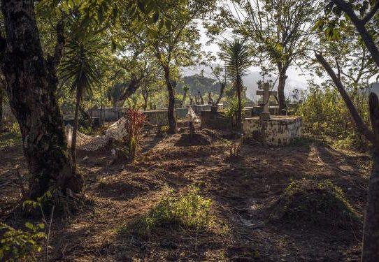 No tenemos nada': los huracanes podrían generar una oleada de migrantes de Centroamérica