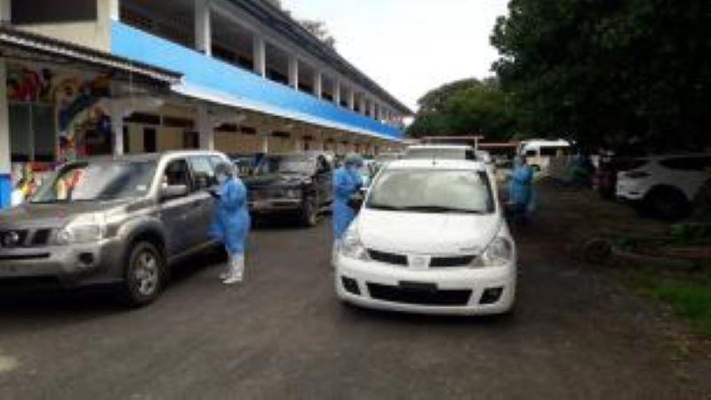 Buscan detectar casos de Covid-19 en el distrito de Penonomé