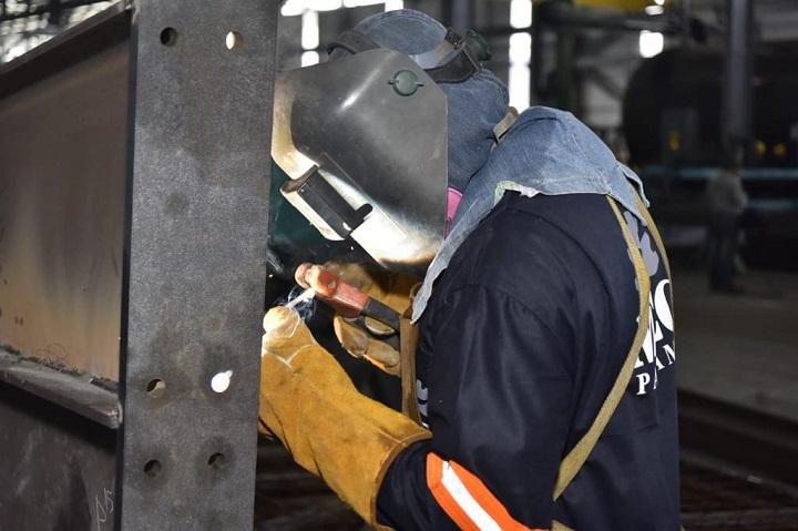 La actividad manufacturera en el área de Filadelfia registra una fuerte caída en mayo
