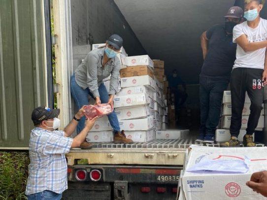 MIDA: Bolsas navideñas de Panamá Solidario, poseen productos de alta calidad