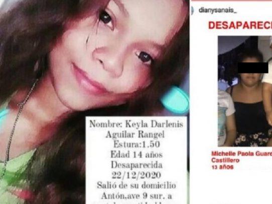 Encuentran a una menor de 13 años que mantenía reporte de desaparecida
