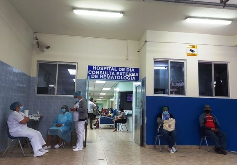 Hospital de Día del complejo hospitalario aumenta capacidad de atención