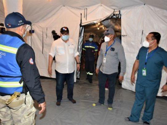 Centro Deportivo Roberto Kelly contará con 250 camas para pacientes por covid