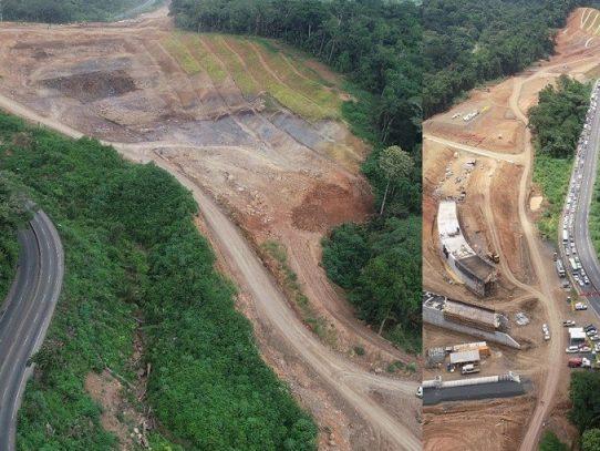 Realizarán trabajos de voladura en Loma Cová y Cocolí el 10 y 11 de diciembre
