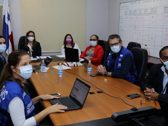 Panamá es el tercer país de la región que más pruebas realiza para control del covid-19