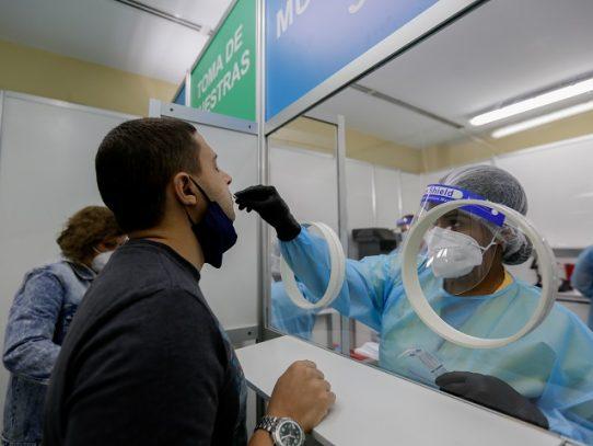 Aeropuerto de Tocumen convoca nueva licitación para pruebas de Covid-19