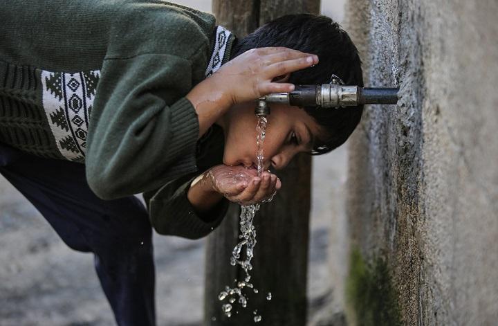 Una empresa israelí transforma el aire de Gaza en agua