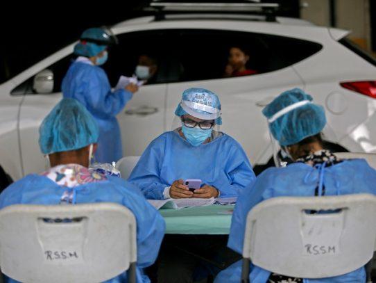 Covid-19: 42 muertes y 2,424 nuevos casos del virus